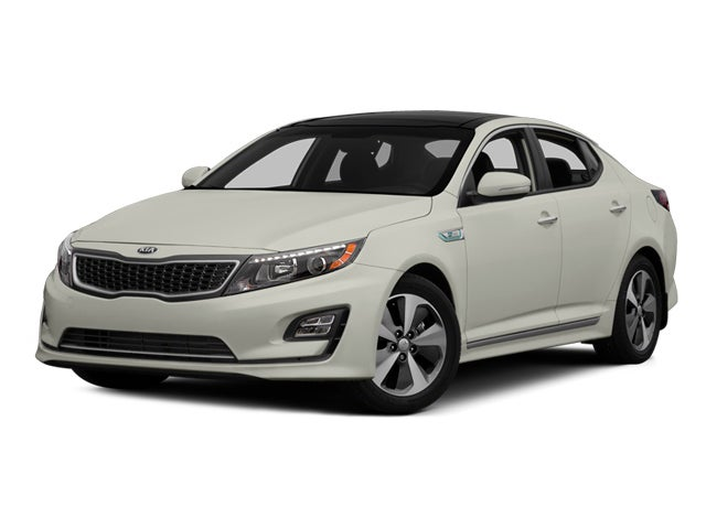 2014 Kia Optima Hybrid LX In Florence, SC   Mike Reichenbach Ford